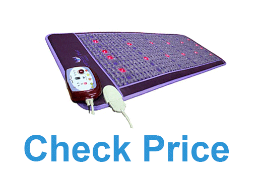 amethyst infrared mattress
