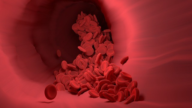 blood vessels dilation benefits with light therapy