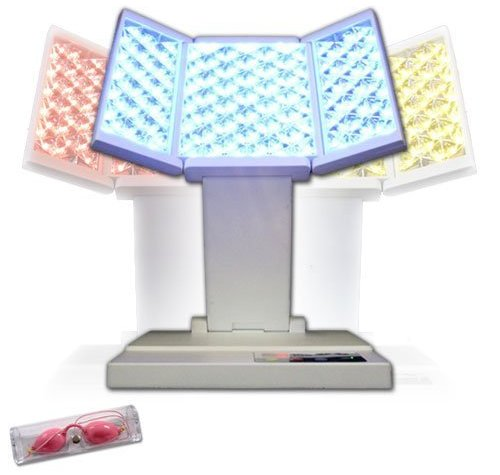 norlanya photon led light therapy facial machine