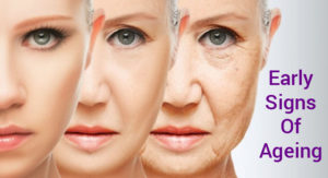preventing early aging signs