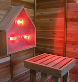 infrared light therapy DIY at home