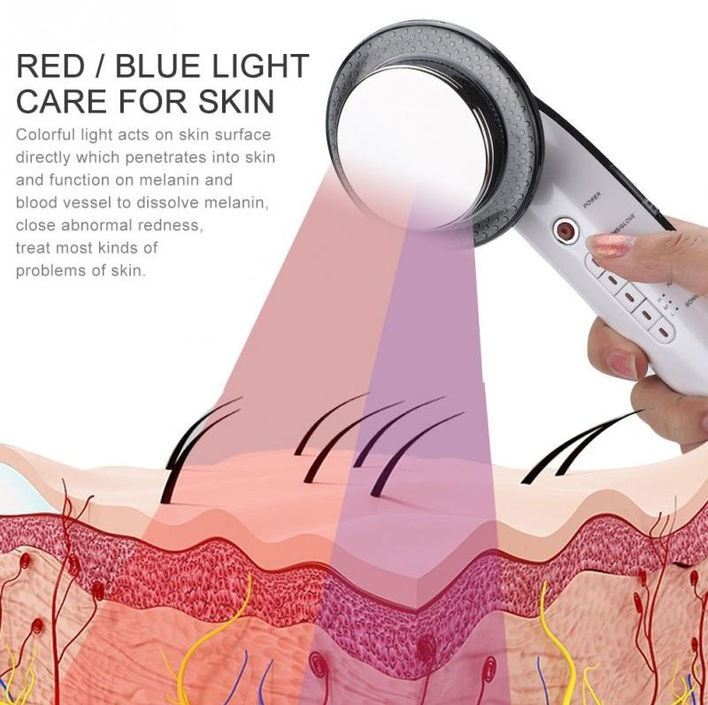 red light therapy good for skin device