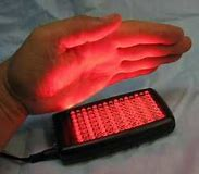 red light therapy with massage