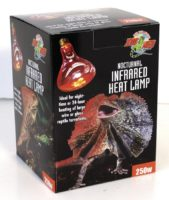 Zoo Med Infrared Heat Lamp