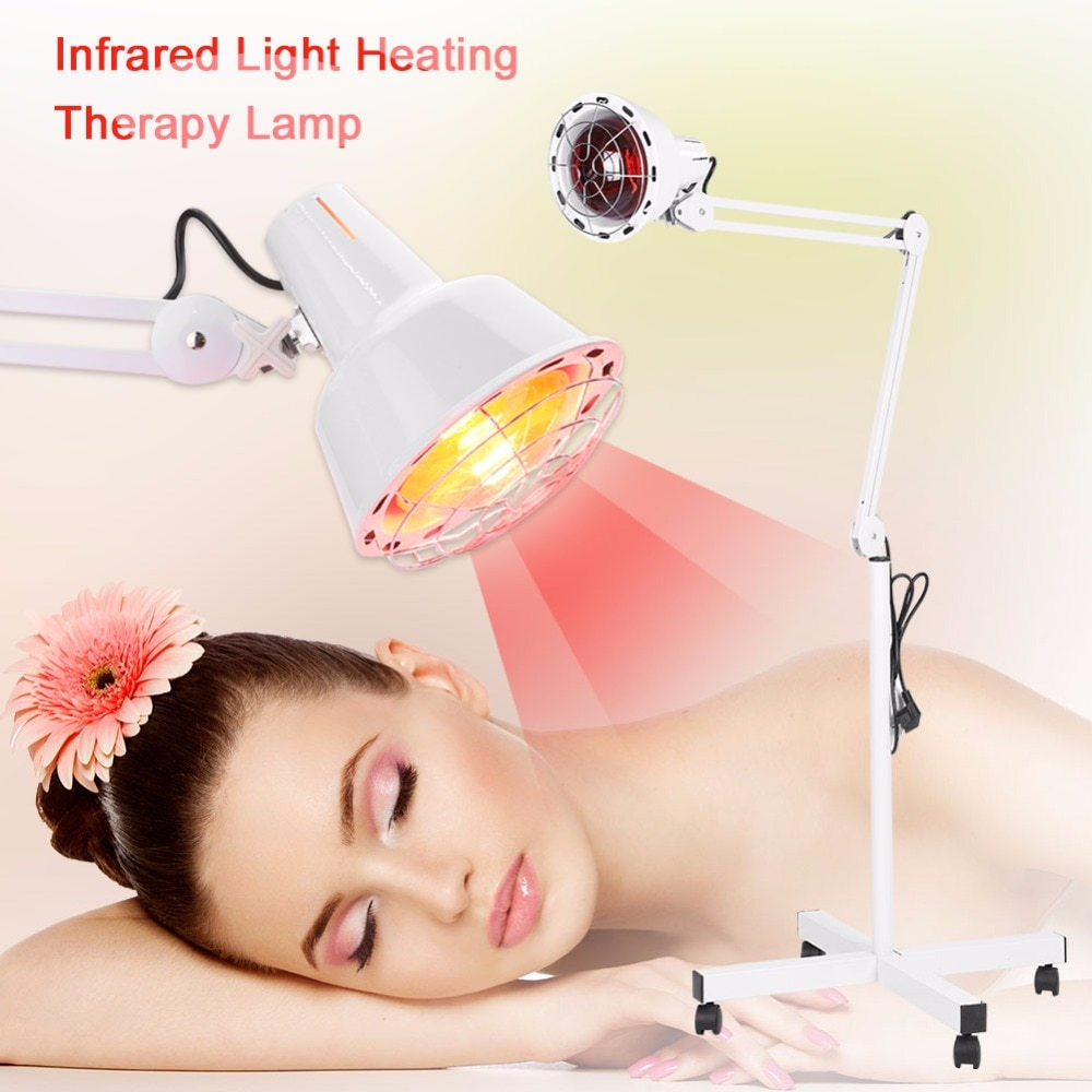 infrared therapy lamp